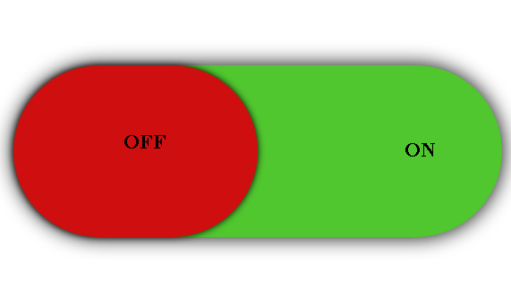 Button ON OFF